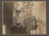 Image of Elizabeth & Mike White - 1991.006.0001