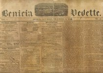 Image of Newspaper - 1998.003.0001a