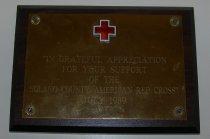 Image of plaque - 2011.005.0004
