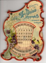 Image of calendar lithograph - 2011.007.0013