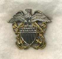 Image of Officer's Insignia - 2014.008.0013