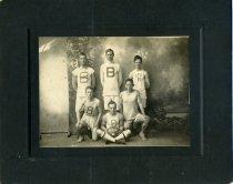 Image of Benicia Basketball team 1910 - 2014.011.0146