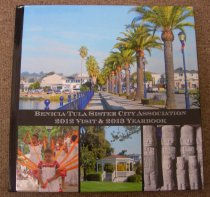 Image of Tula-Benicia Sister City Yearbook - 2014.033.0001