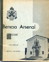 Image of Benicia Arsenal book - 2013.015.0235