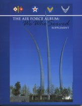 Image of Book - The Air Force Album: We Who Served, Supplement 2010 - 2014.034.0060