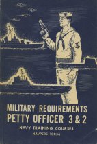 Image of Study Guide - Navy Petty Officers - 1957 - 1996.036.0002