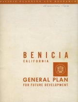 Image of General Plan for Benicia - 1959 - 1996.036.0010