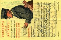 Image of Reading Club Receipt - 2012.011.0271