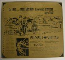 Image of Ad Proof 1972 - Sunset Villa Benicia - 2013.017.0108
