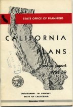 Image of California Plans book - 1993.028.0002