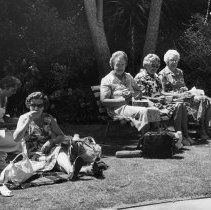 Image of AHP 5 WDFF Meeting held in February 1982 in the Levin Gardens.