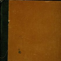 Image of 2006.1.4 Minute Book April 1950 to Feb 1959