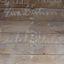 Image of Fort Jefferson Historical Graffiti Collection -