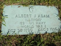 Image of Adam, Albert J. -