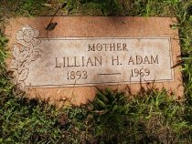 Image of Adam, Lillian H. -