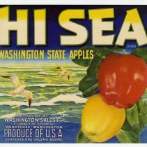 Image of 2008/051/236 - James E. Henley Fruit and Vegetable Can and Crate Label Collection