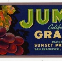 Image of 2008/051/251 - James E. Henley Fruit and Vegetable Can and Crate Label Collection