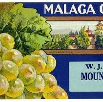 Image of 2008/051/588 - James E. Henley Fruit and Vegetable Can and Crate Label Collection