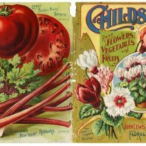 Image of 2008/051/641 - James E. Henley Fruit and Vegetable Can and Crate Label Collection