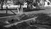 Image of Mill Race  circa 1910 - 1985.1.10N