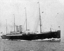 Image of S.S. Lahn, Norddeutscher Lloyd Steamship  1889 - 1986.3.11