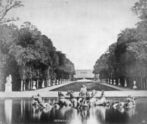 Image of Apollo Fountain at the Palace of Versailles - 1986.3.13