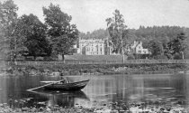 Image of Abbotsford House, Melrose, Scotland - 1986.3.6
