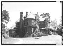 Image of Compton Exterior: Round Turret  1964 - 1988.1.103