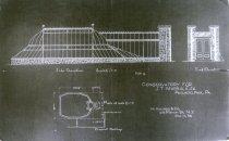 Image of Fernery Blueprints  1898 - 2004.1.211