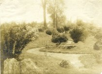 Image of Japanese Hill and Water Garden  ca 1907 - 2004.1.224