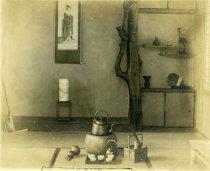 Image of Japanese Tea House Interior. - 2004.1.257