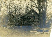 Image of Rustic Log Cabin  1911 - 2004.1.341