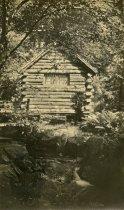 Image of Rustic Log Cabin  poss. 1980s - 2004.1.344