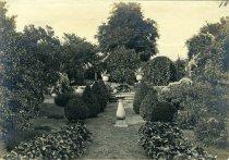 Image of Orange Balustrade  circa 1910 - 2004.1.378