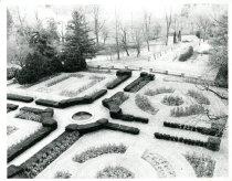 Image of Rose Garden  Winter - 2004.1.459