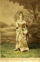 Image of Lydia in Kimono  1894 - 2004.1.519