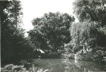 Image of Swan Pond  poss. 1937    - 2004.1.589