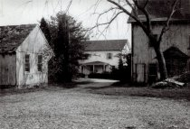 Image of Farmhouse and Out Buildings  1971 - 2004.1.598