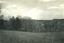 Image of Hillside and Creek  circa 1905 - 2004.1.612
