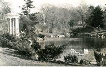 Image of Swan Pond  circa 1907 - 2004.1.65