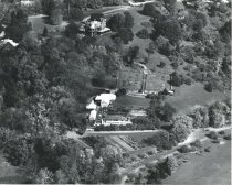 Image of Aerial View  circa 1938 - 2004.1.660