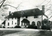 Image of Gates Hall  1940's - 2004.1.692