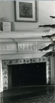 Image of Gates Hall Fireplace  1940-1960 - 2004.1.701