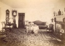 Image of Living Room at Cedar Grove  1915 - 2004.1.774