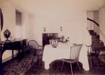 Image of Dining Room at Cedar Grove  1915 - 2004.1.775