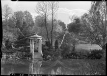 "Image of ""Duck Pond in Spring""  Abt 1903 - 2004.1.995N"