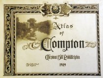 Image of Compton Atlas Title Page 1909 - 2010.16.14