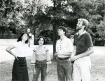 Image of Paul Meyer and Interns  circa 1980 - 2010.20.2