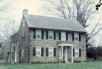 Image of Miller House at Springfield Mills - 2010.3.14