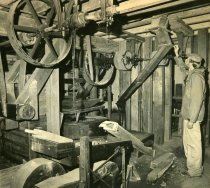 Image of Springfield Mills Machinery  Circa 1980 - 2010.3.24